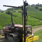 Vineyard trimmer Tecnovict 106