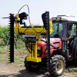 Vineyard trimmer Tecnovict 214